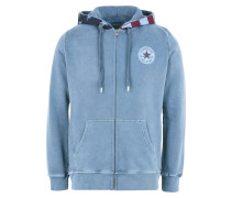 FLEECE FZ HOOD JACKET CT ORIGINAL FLAG Sweatshirt