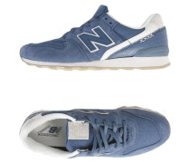 996 SUEDE CANVAS Low Sneakers