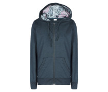 FELPA FULL ZIP CAPPUCCIO PRINTED Sweatshirt