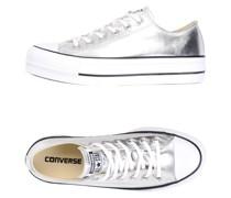 CTAS OX LIFT CLEAN METALLIC CANVAS Low Sneakers
