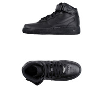 AIR FORCE 1 MID '07 LEATHER High Sneakers