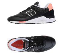840 SUEDE/MESH Low Sneakers