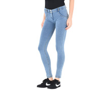CARRYOVER WRUP SNUG DENIM COTTON STRETCH Jeanshose