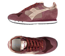 TRIDENT W LOW SATIN Low Sneakers