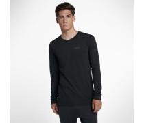 Hurley Dri-FIT One and Only Langarm-T-Shirt für Herren