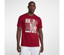 "Jordan""High Flying""Basketball-T-Shirt für Herren"