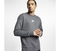 Sportswear Heritage Fleece-Rundhalsshirt für Herren