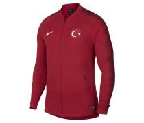Türkei Anthem Herren-Fußballjacke