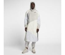 Sportswear lange Webjacke