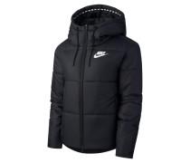 Sportswear Synthetic Fill Damenjacke mit Kapuze