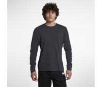 Hurley Heavy Cool Summer Langarm-T-Shirt für Herren