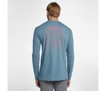 Hurley Stay Cool Langarm-T-Shirt für Herren