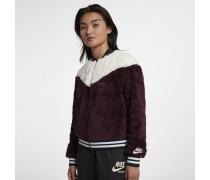 Sportswear Sherpa-Bomberjacke für Damen