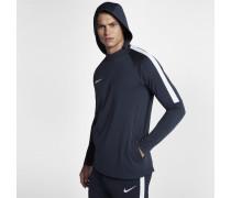 Dri-FIT Academy Fußball-Pullover-Hoodie für Herren