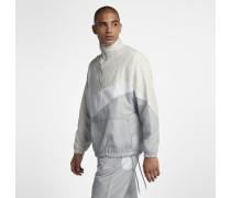 Sportswear Jacke mit Halbreißverschluss