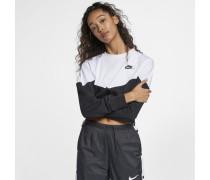 Sportswear Heritage Fleece-Rundhalsshirt für Damen