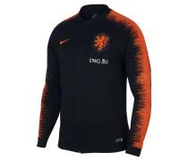 Niederlande Anthem Herren-Fußballjacke