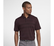 Zonal Cooling gestreiftes Herren-Golf-Poloshirt