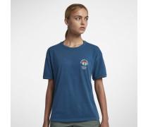 Hurley Desert Vibe Wash Ringer Damen-T-Shirt