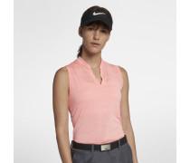 Zonal Coolingärmelloses Golf-Poloshirt für Damen