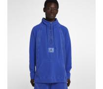 Jordan Sportswear Wings Herren-Pullover mit Viertelreißverschluss