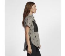 Hurley Wilson Mesh Port Langarmshirt für Damen