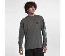 Hurley Team Andino Langarm-T-Shirt für Herren