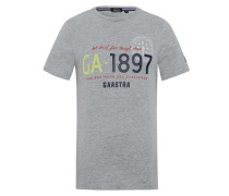 T-Shirt Pilot grau