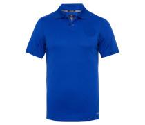 Poloshirt Piling blau