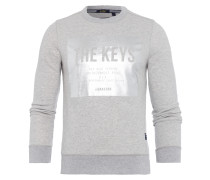 Sweatshirt Privateer grau