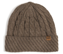 Mütze braun