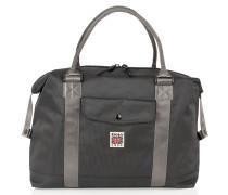 Reisetasche schwarz/grau