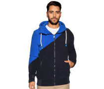 Fleecejacke navy/blau