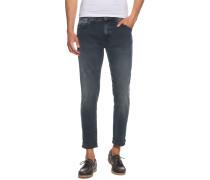 Jeans Dean blau