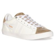 Sneaker weiß/gold