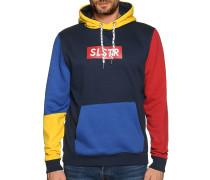 Sweatshirt navy/mehrfarbig