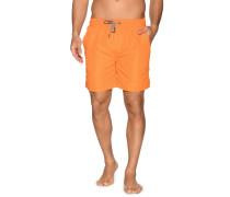 Badeshorts, orange