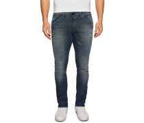 Jeans Glenn blau