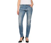 Jeans Denice blau