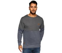 Sweatshirt schwarz/navy