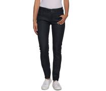 Jeans Lynn Mid Skinny dunkelblau