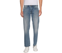 Jeans Oregon Straight Fit blau