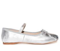 Ballerinas, silber