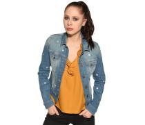 Jeans Jacke blau