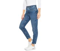 Jeans Cara blau