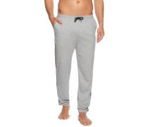Pyjamahose grau meliert