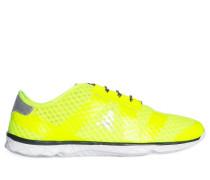 Sneaker neongelb