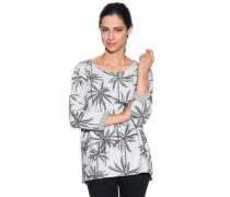 Sweatshirt, grau/anthrazit