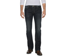 Jeans Roden dunkelblau