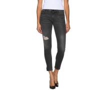 Jeans Ankle Skinny anthrazit